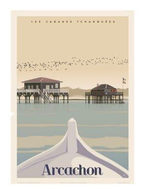 Arcachon - L'hiver